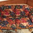 FREE: rattan couch and chair