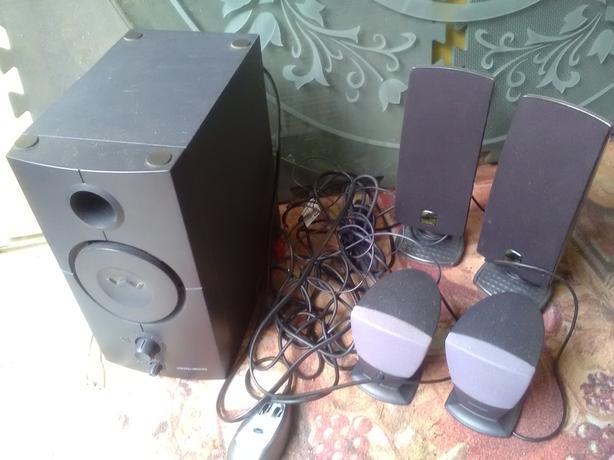 5 piece Hanan Kardon speaker set