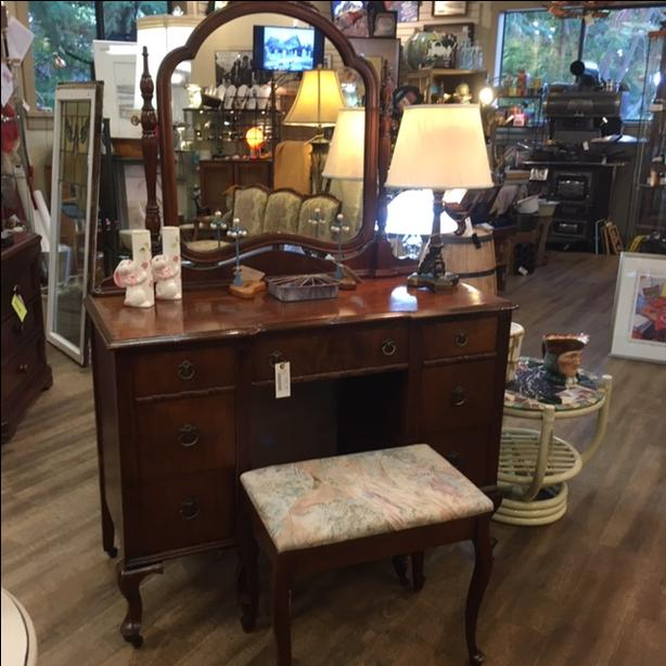 Antique Vanity at The Old Attic