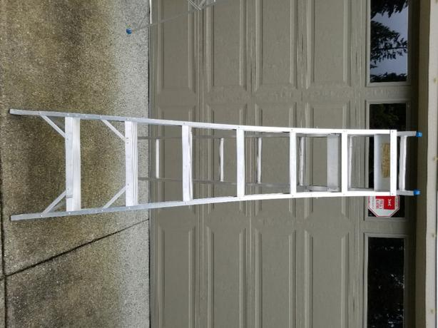 Multi-Way Combination Aluminum Ladder