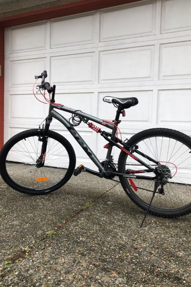 CCM mountian bike