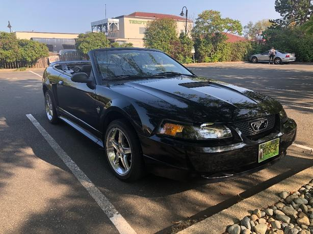 1999 Ford Mustang V6 convertible 35th Anniversary
