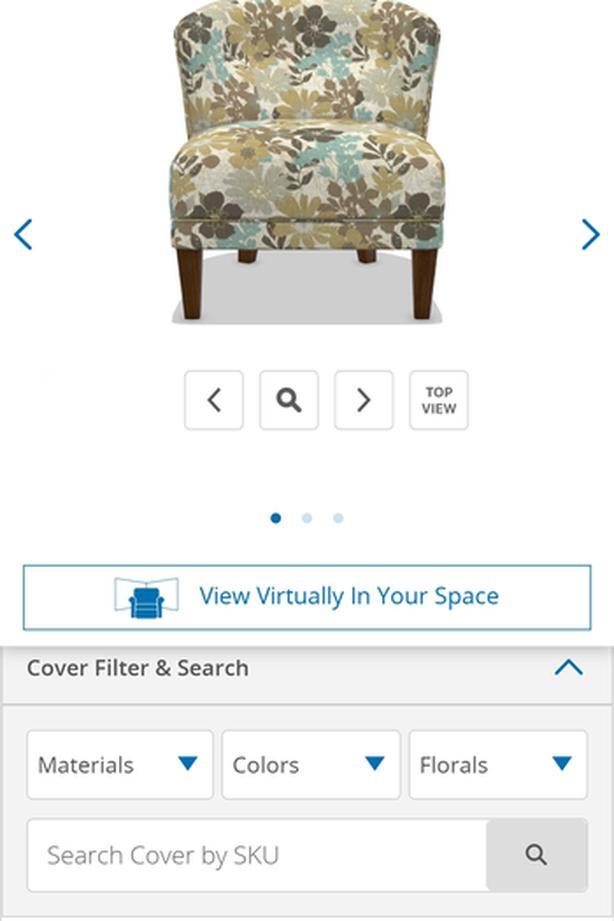 Lay-Z-Boy Custom Nolita Chair