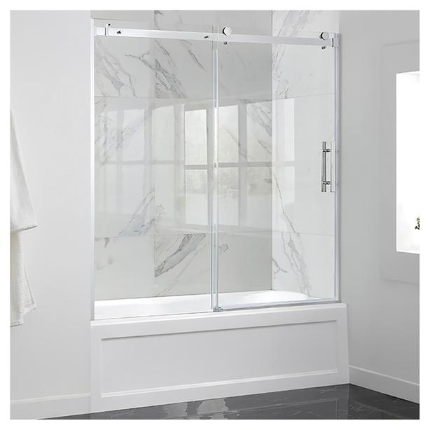 Glass tub shower door **NEW**