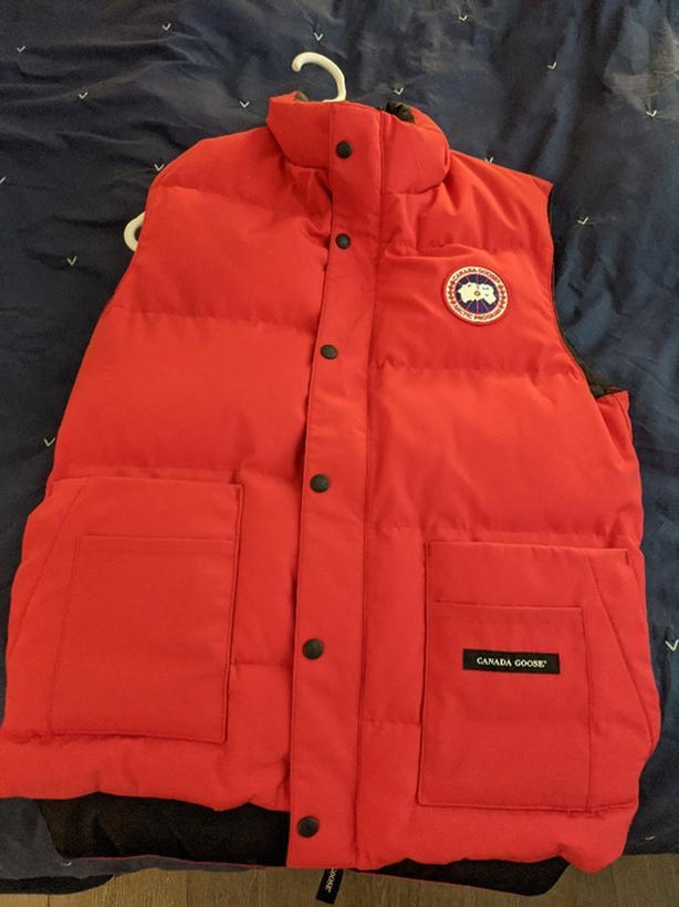 Mens Canada Goose Freestyle Vest