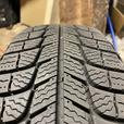 Michelin X-Ice Winter Tires - Set of 4 - almost new condition