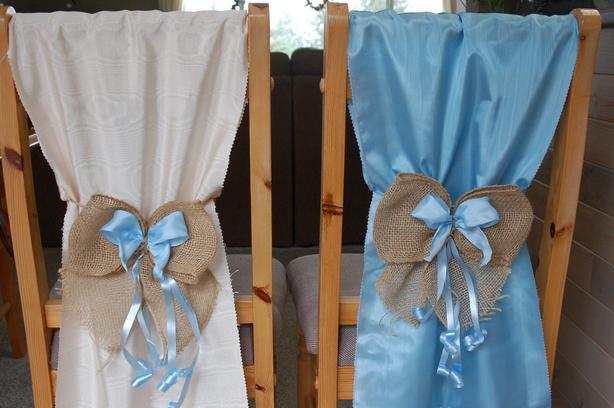 Wedding Chair backs