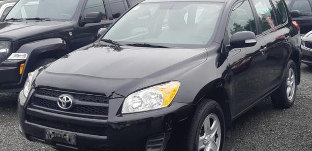 2010 Toyota RAV4 Black Creek Motors