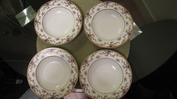 Czechoslovakian Ceramic Bowls