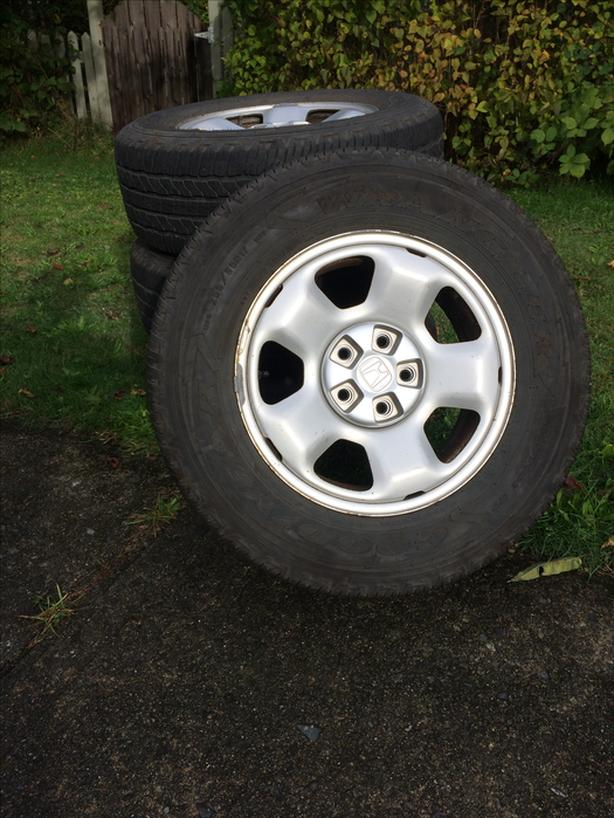 4 GoodYear Tires for Sale - $450