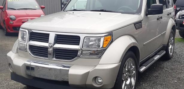 2008 Dodge Nitro SE Black Creek Motors