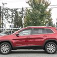 Used 2015 Jeep Cherokee Limited One Owner Navigation SUV