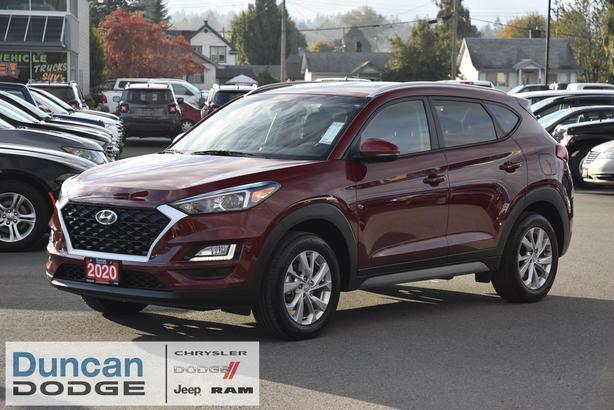 Used 2020 Hyundai Tucson Preferred SUV