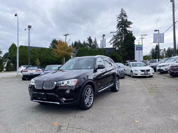 Pre-Owned 2016 BMW X3 xDrive28d Diesel AWD 4D Sport Utility