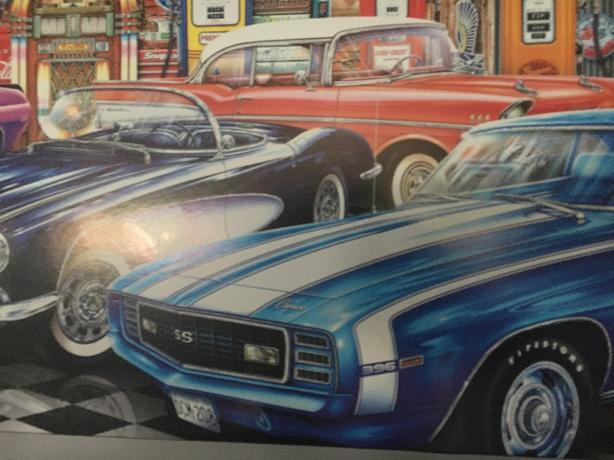 WANTED: classic car