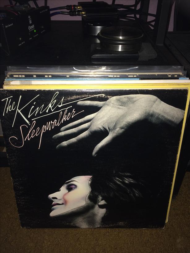 The Kinks - Sleepwalker LP