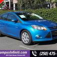 Used 2012 Ford Focus SE | One Local Owner | Low Km's | Hatchback