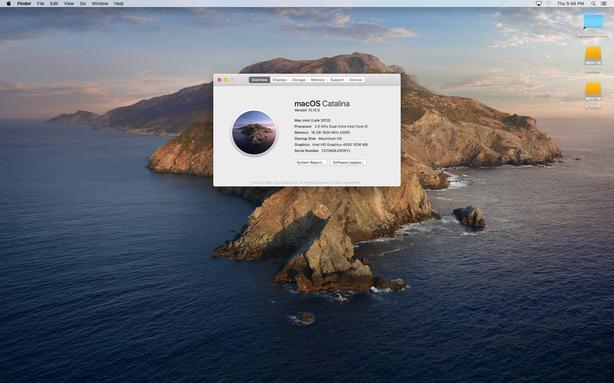Apple Macintosh Mini - Upgraded!