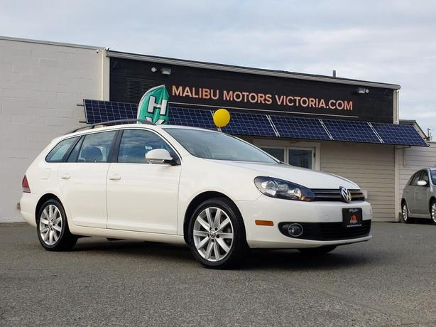 2012 Volkswagen Golf Wagon 4dr TDI DSG Highline