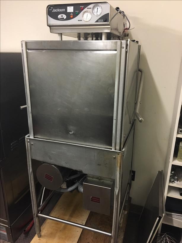 Jackson Tempstar High Temperature Pass Through Dishwasher