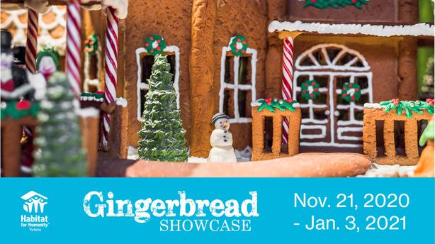 FREE: 12th Annual Gingerbread Showcase