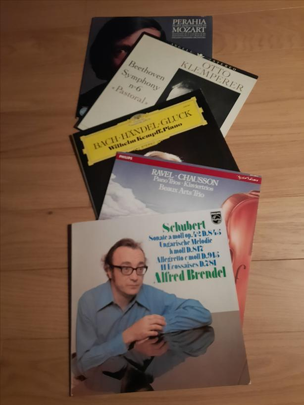Classical Music Record Collection