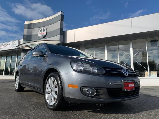 Used 2014 Volkswagen Golf 2.0 TDI DIESEL Comfortline AUTOMATIC ALLOYS HEATED Wag