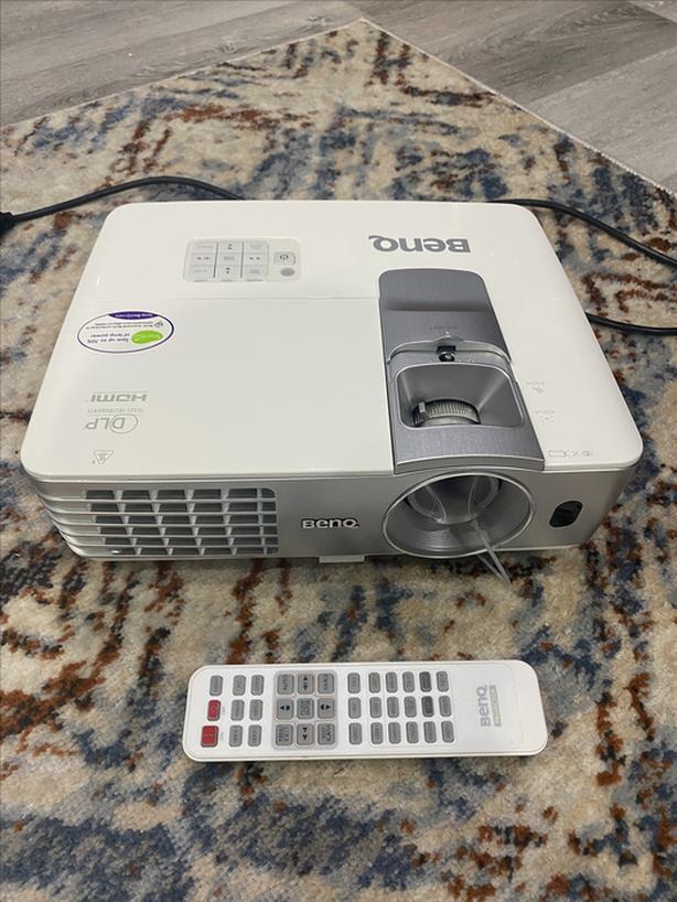 BenQ w1070 Projector *will need new bulb soon*  $150 OBO