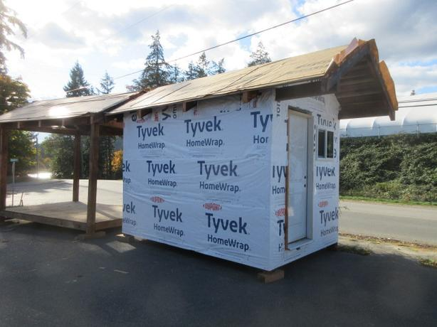 *** Pre built Post and Beam BACKYARD OFFICE Units ***