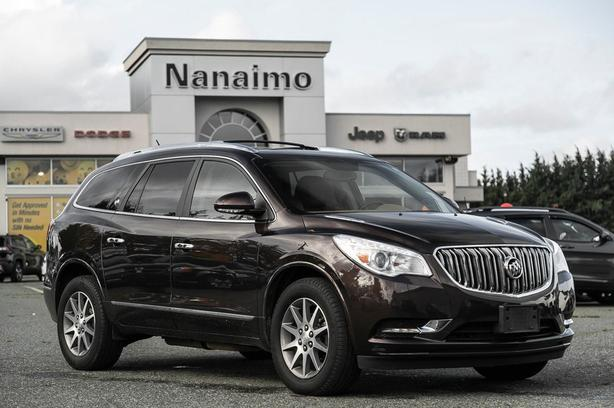 Used 2015 Buick Enclave Leather No Accidents SUV