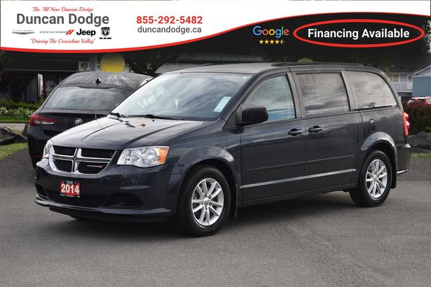Used 2014 Dodge Grand Caravan SE Minivan/Van