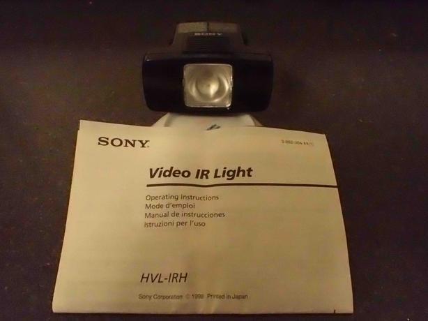 Sony HVL-IRH Video IR Light