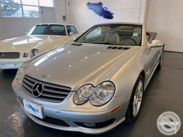 2003 Mercedes-Benz SL-Class 2dr Roadster SL500R IMMACULATE CONDITION!!