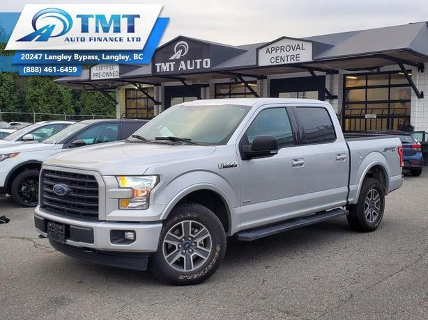 2017 Ford F-150 One Owner