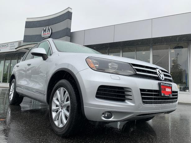 Used 2012 Volkswagen Touareg 3.0 TDI DIESEL AWD LEATHER NAVI ONLY 103KM SUV
