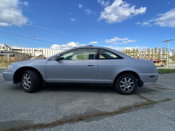 2002 Honda Accord Coupe 2dr Cpe SE Auto