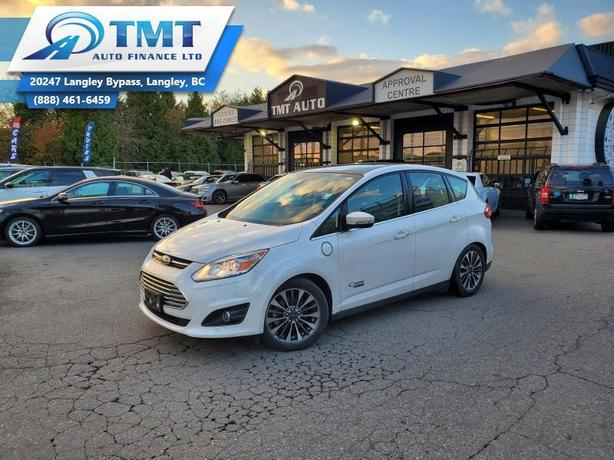 2017 Ford C-Max Great Commuter Vehicle