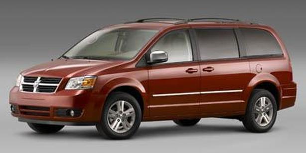 Used 2008 Dodge Grand Caravan SE