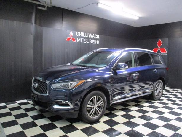Pre-Owned 2016 INFINITI QX60 BASE AWD Sport Utility