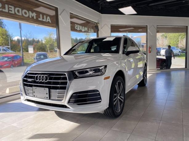Pre-Owned 2018 Audi Q5 2.0T Progressiv quattro 4D Sport Utility