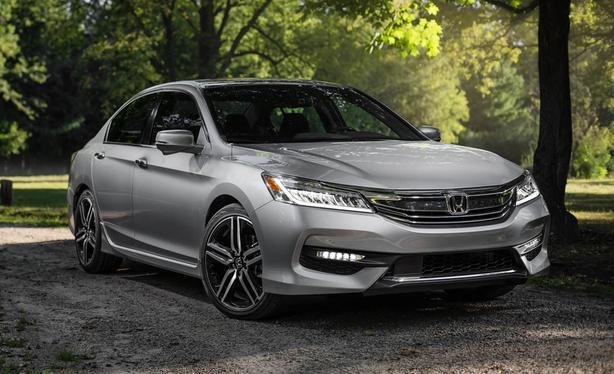 WANTED: 2016-17 Honda Accord Sedan V6 Touring