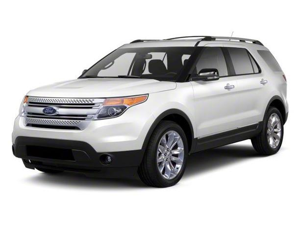 Pre-Owned 2011 Ford Explorer Limited FWD 4D Sport Utility