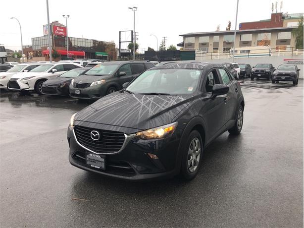 2017 Mazda CX-3 GX SPORT W/NAVI