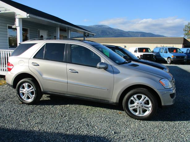 2008 mercedes- benz ml320 cdi turbo diesel 4wd