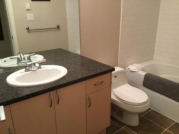 Fully furnished 1Bedroom suite