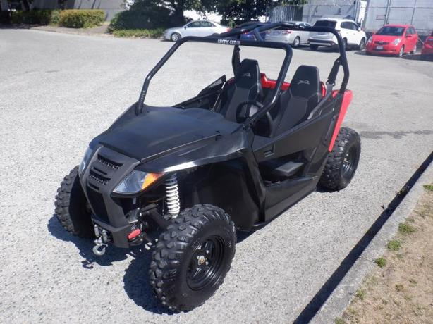 2017 Arctic Cat Wildcat Side By Side 4WD