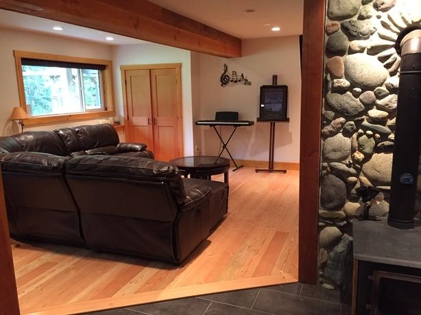 Flooring Wide Plank Fir 1x6 Tongue and Groove