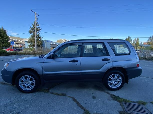 2008 Subaru Forester 5dr Wgn Auto 2.5X