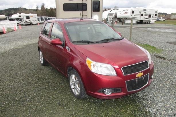 2010 AVEO Hatchback STK# A15N2616A