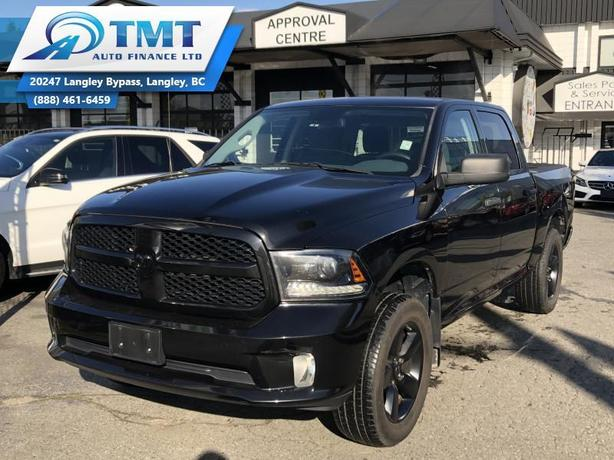 2015 Ram 1500 Rear Wheel Drive 4X2
